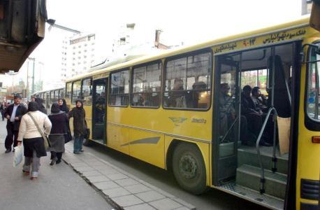 تاثیر سهمیهبندی بنزین بر استفاده از اتوبوس واحد