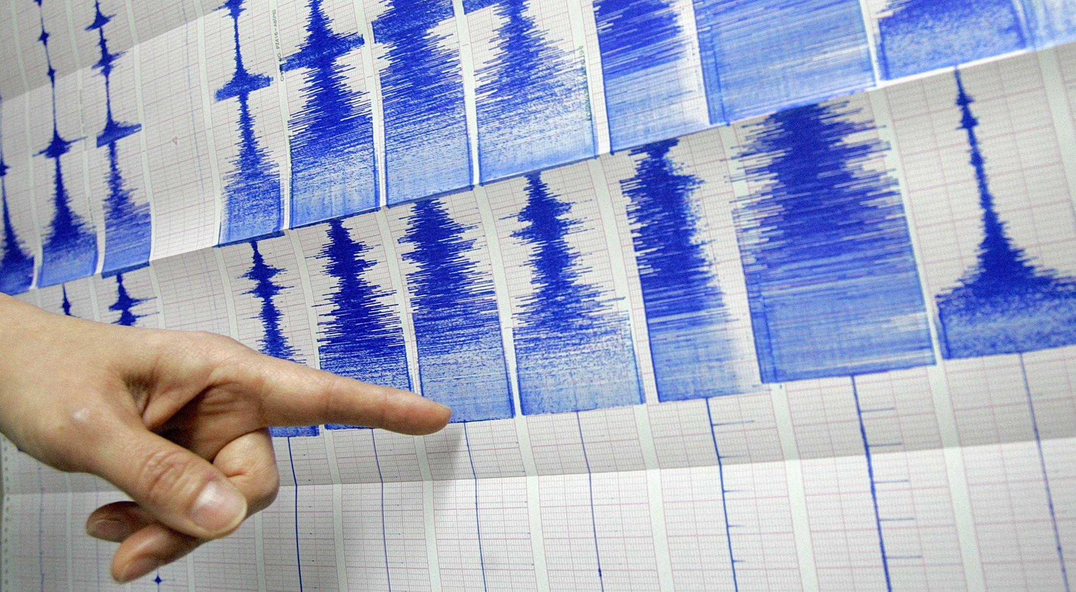 وقوع زلزله ۵.۷ریشتری در آذربایجان غربی