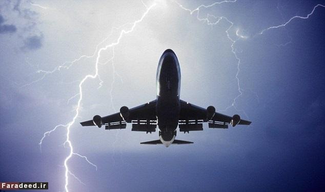 عمدهترین دلایل سقوط هواپیما