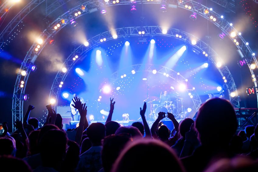 درآمدهای میلیاردی دلالان از کنسرت های موسیقی