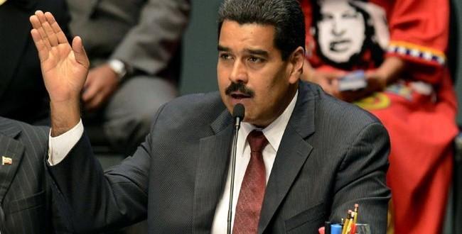 مادورو، بایدن را به طراحی نقشه ترورش متهم کرد