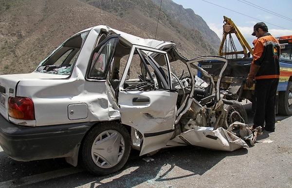 آمار تلفات حوادث جادهای از شهدای جنگ تحمیلی بیشتر است