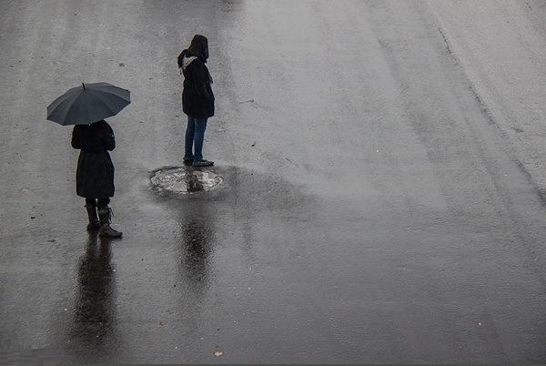 پیشبینی هواشناسی درباره شدت گرفتن بارشها