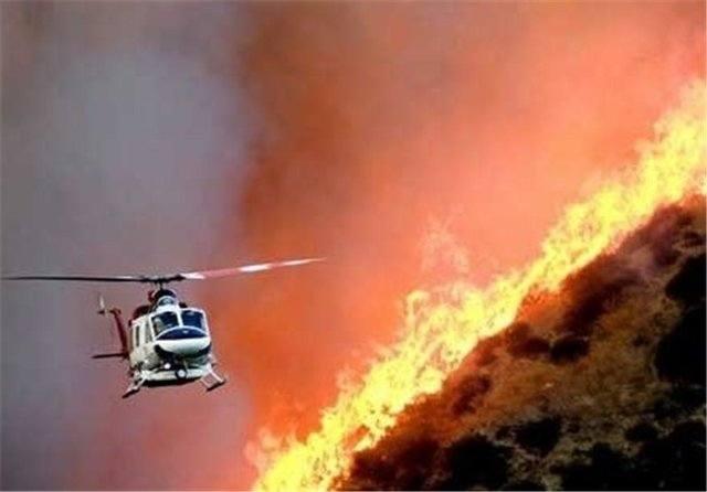آتش در جان ایران؛  ۱۰۲ هکتار طبیعت در هفت استان سوخت