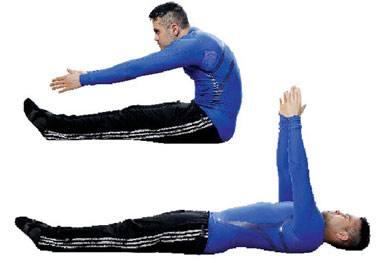 حرکات ورزش مناسب برای سوزاندن چربیهای شکمی