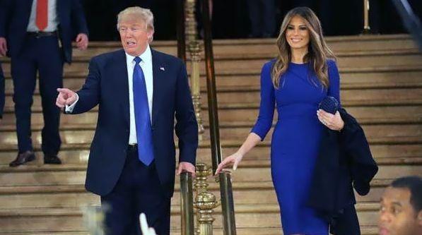 ادعای پژوهشگر آمریکایی درباره ترامپ و همسرش