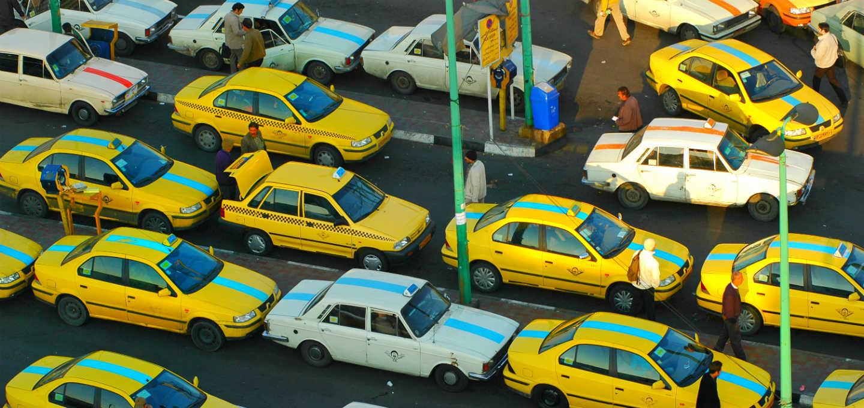 بازداشت راننده تاکسی که زنان باحجاب را سوار نمیکرد