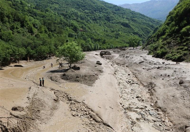آمادهباش سدهای تهران برای مقابله با سیلاب