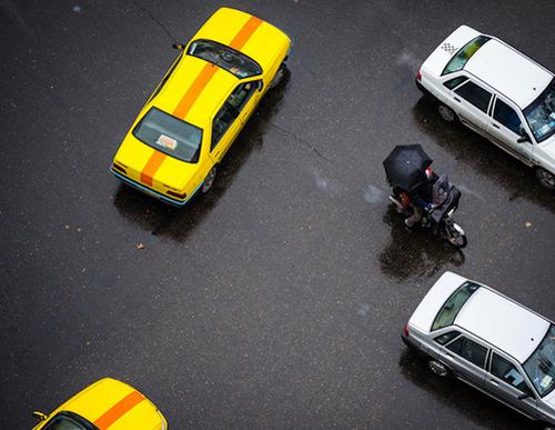 زمان بارانی شدن دوباره آسمان تهران