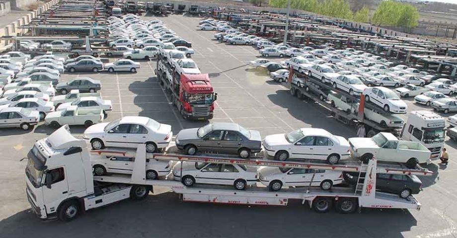 در یک روز ۵۰۰ هزار ایرانی متقاضی خرید ۱۶ هزار خودرو شدند