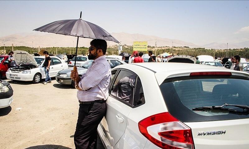 کاهش محسوس قیمت خودرو در بازار