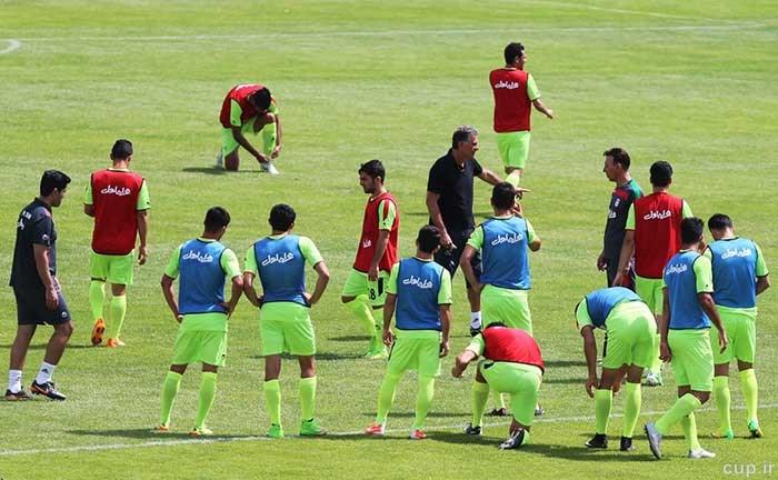 اعلام اسامی بازیکنان ایران برای بازی با عراق