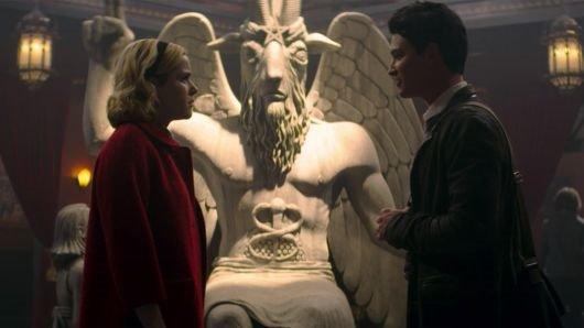 شکایت گروه شیطانپرستی از یک سریال تلویزیونی!