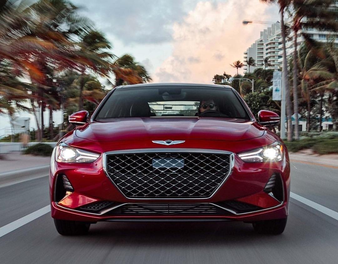 جنسیس G70 خودرو برتر سال ۲۰۱۹ جهان شد