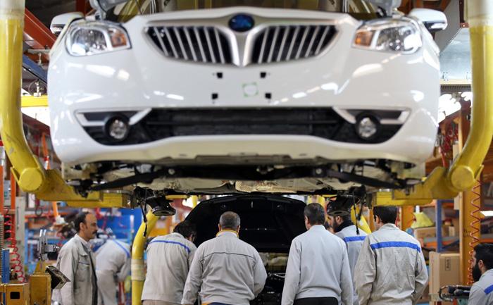 شرط کاهش ۱۰میلیونی قیمت تولید خودرو در کارخانه