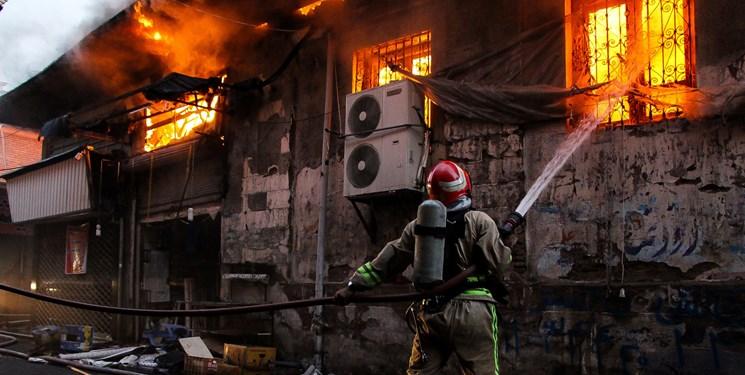 آتشسوزی در پردیس سینمایی زندگی / ۴ نفر مصدوم شدند