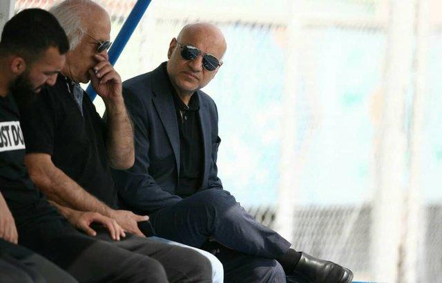 فتحی: ۱۰۰ بار گفتم که قرار نیست مجیدی بیاید/ استوکس مد نظر ما نیست