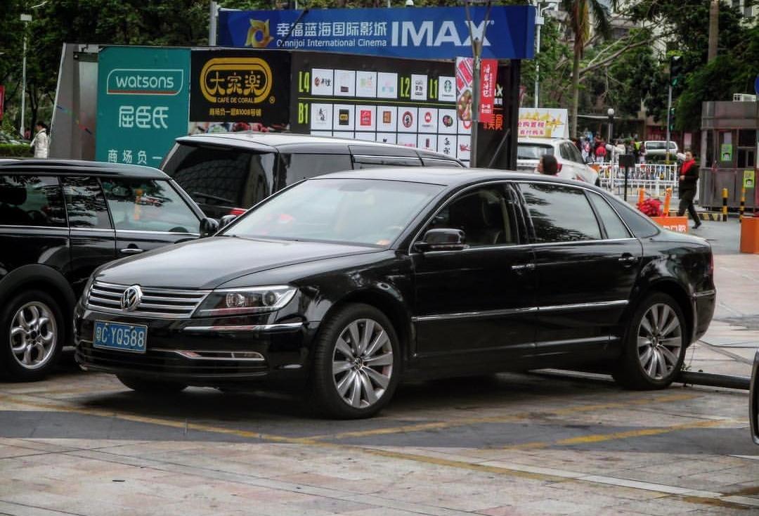 اوضاع فولکس در چین خوب نیست