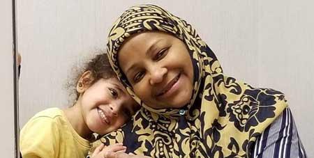 ایران: آمریکا، مرضیه هاشمی را بدون شرط آزاد کند