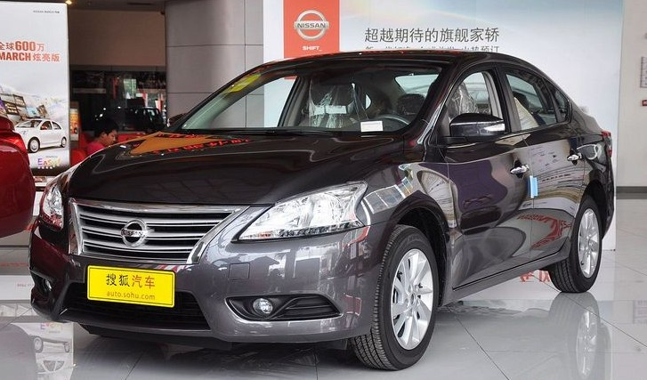 نیسان سیلفی؛ پرفروشترین خودرو سال چینی
