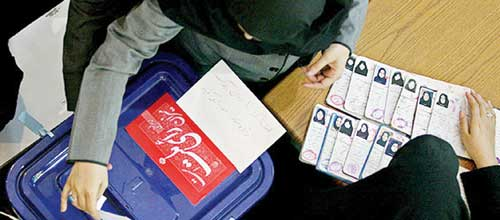 مشارکت زیر ۱۰درصد چهار شهر در انتخابات مجلس