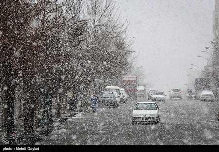 برف و یخبندان یک هفتهای در راه ایران
