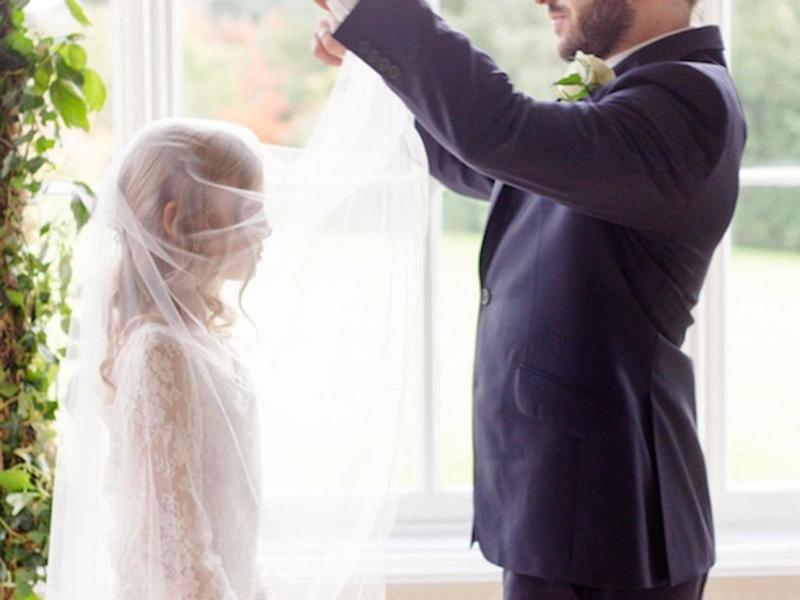شوهر ۴۴ سالهی عروس ۱۱ ساله بازداشت شد