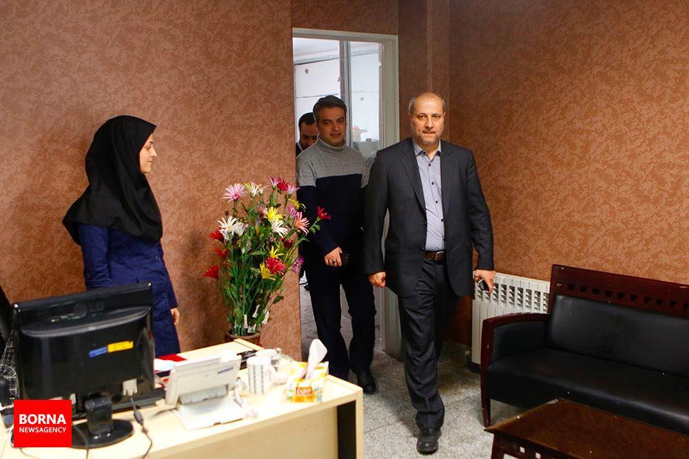 اولین اظهارنظر استاندار غایب پس از رسیدن به محل ماموریت خود