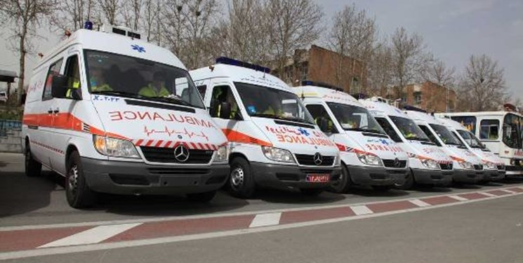 آمادهباش کامل آتشنشانی و اورژانس تهران