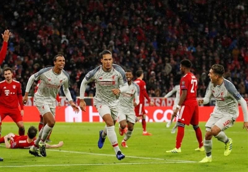 صعود لیورپول و بارسلونا به مرحله بعدی لیگ قهرمانان