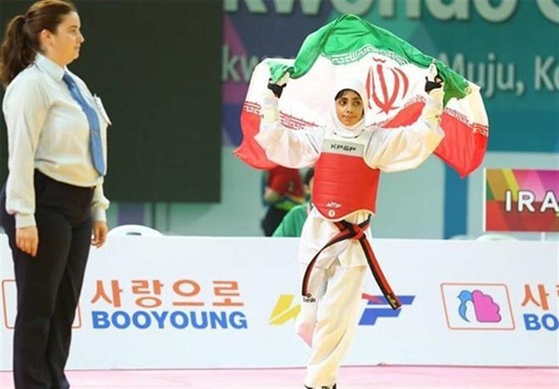 طلای جهان در انتظار نابغه تکواندو ایران