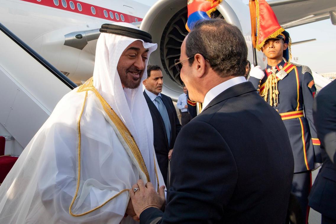 اولین واکنش ولیعهد ابوظبی به حمله به نفتکشها