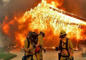 تعرض مامور آتشنشانی به دختر ۸ ساله طی عملیات