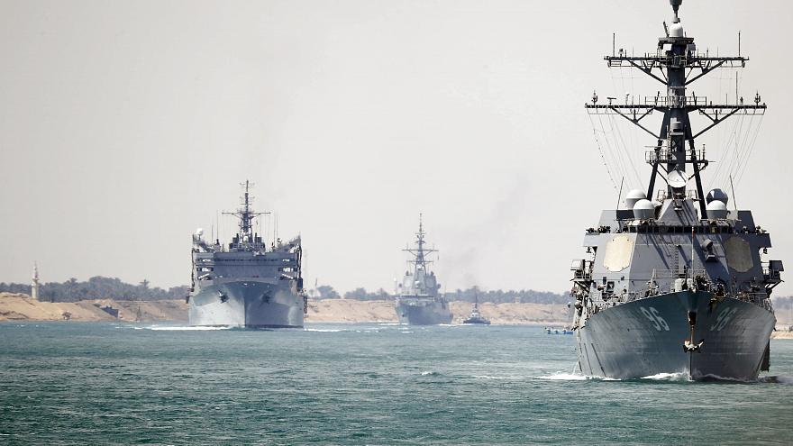 یک مقام نظامی ایران: خلیج فارس از همیشه خالیتر است