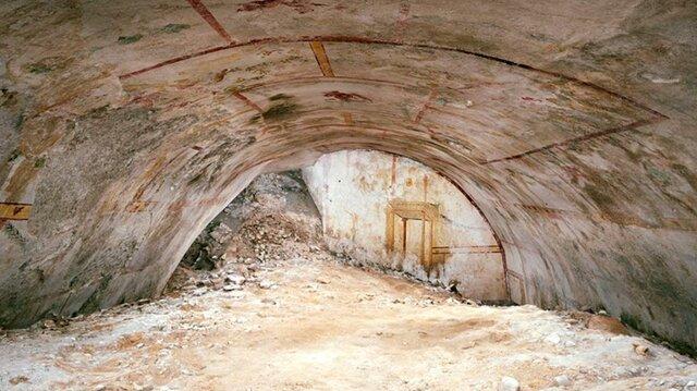 کشف دالان مخفی قصر امپراتور «نرون» پس از ۲۰۰۰ سال
