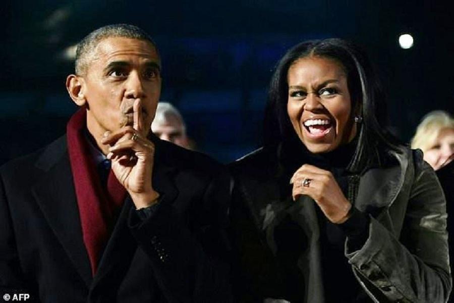 میشل اوباما چطور به ستارۀ راک تبدیل شد؟
