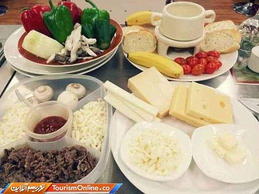 پنیر را با گوجه و خیار نخورید