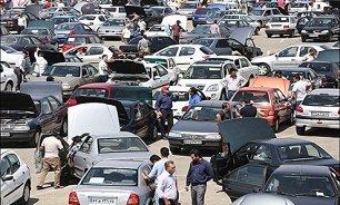 سقوط آزاد قیمت خودرو در بازار