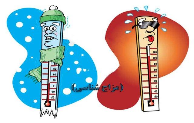 چطور بفهمیم سرد مزاج هستیم یا گرم مزاج؟