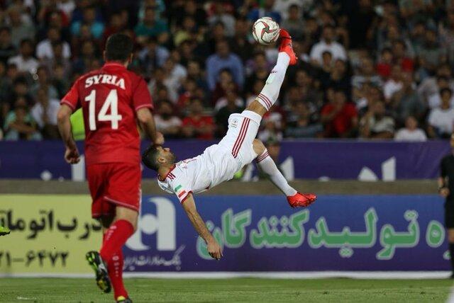 نظر ویلموتس در مورد تیم ملی پس از  پیروزی قاطع مقابل سوریه