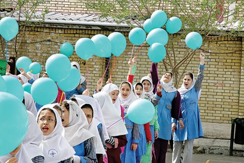 آموزش و پرورش: شادی در مدارس ممنوع نیست