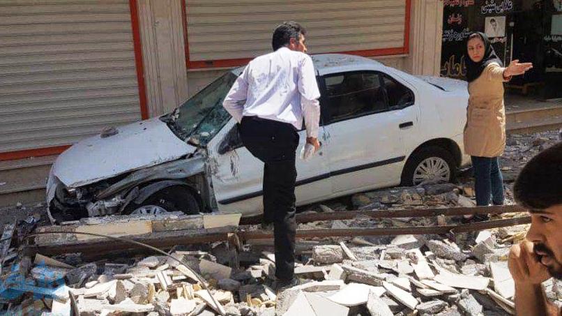 آخرین وضعیت مناطق زلزلهزده آذربایجان شرقی