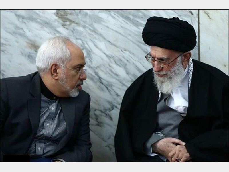 پاسخ رهبر انقلاب به گلایه ظریف از سریال گاندو