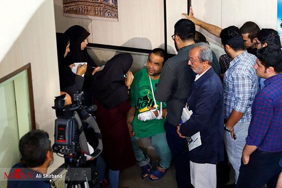 دستگیری غولِ پایتخت: یک نفره، ۲۰ نفر را زدم