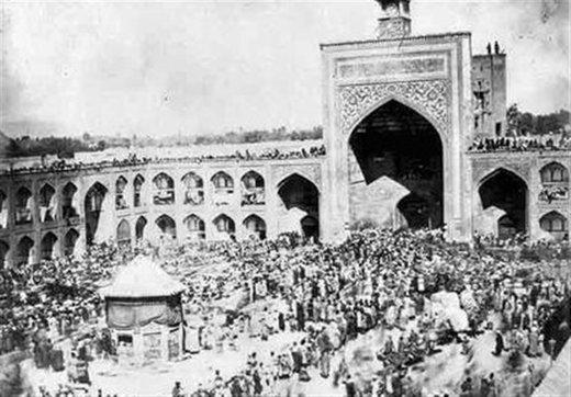 اتفاقات مسجد گوهرشاد به روایت یک شاهد عینی