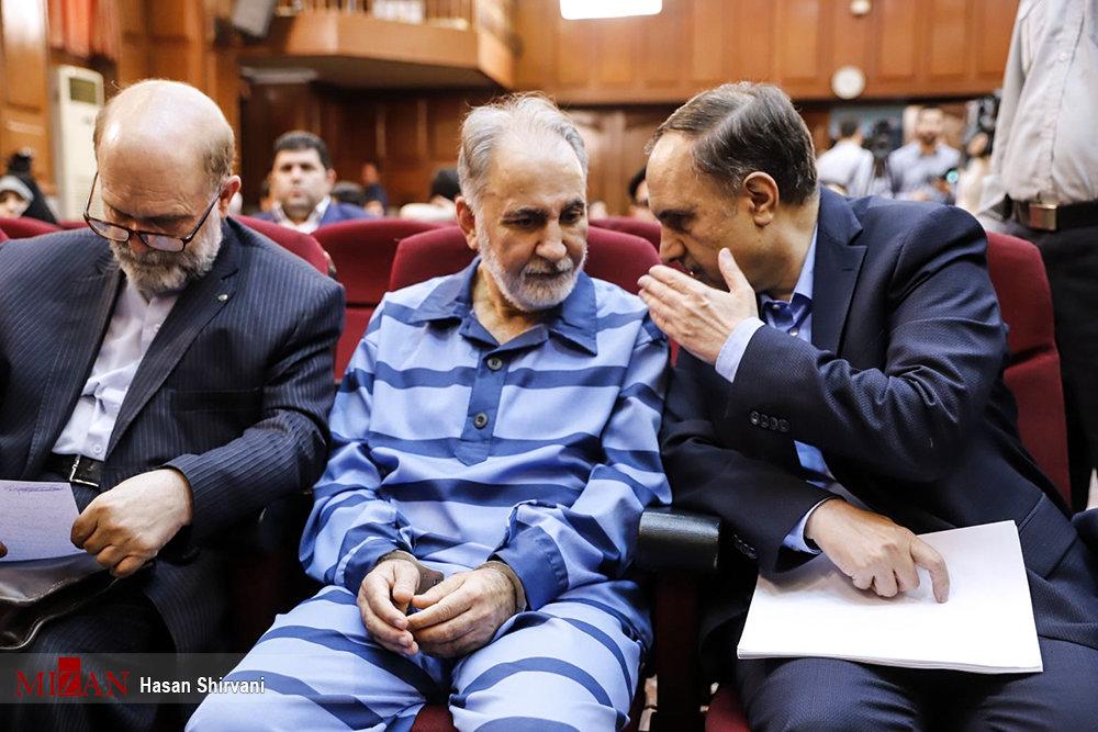 طرح ادعاهای تازه در دادگاه محمدعلی نجفی
