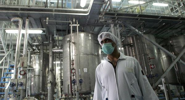 اورانیوم غنی شده ایران به ۳۷۰ کیلو رسید