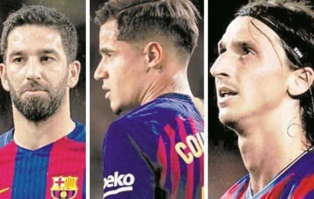 ۱۰ خرید اشتباه بارسلونا در دهه اخیر