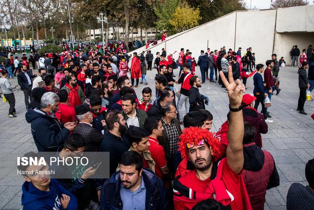 هشدار درباره خرید بلیتهای تقلبی ورزشگاه آزادی