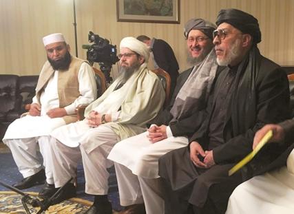 توافق آمریکا و طالبان روی ایجاد حکومت موقت